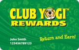 club yogi rewards card graphic